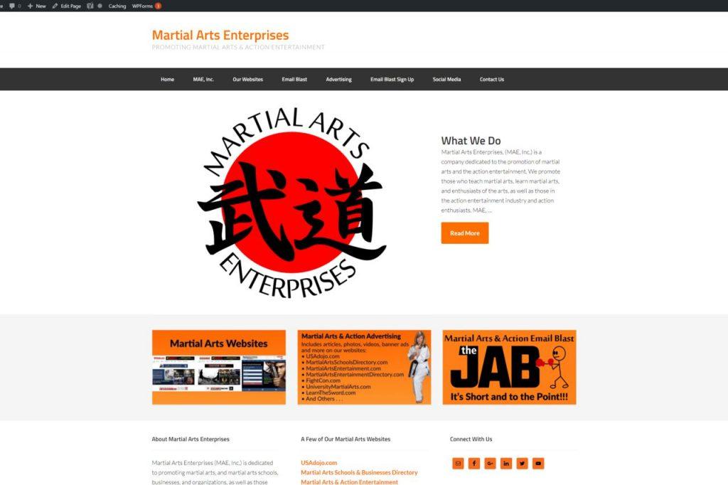 Martial Arts Enterprises