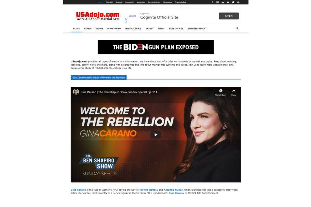 USAdojo.com