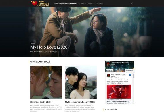 Entertainment Websites
