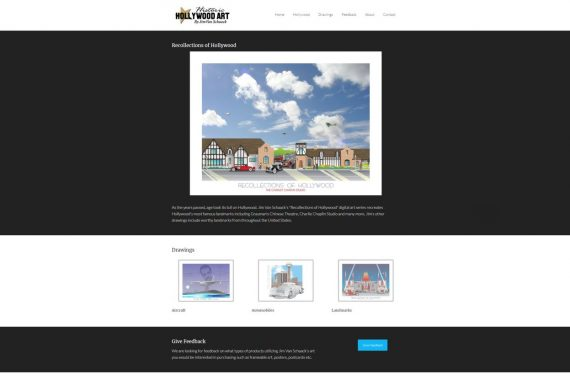Family & Friends Websites