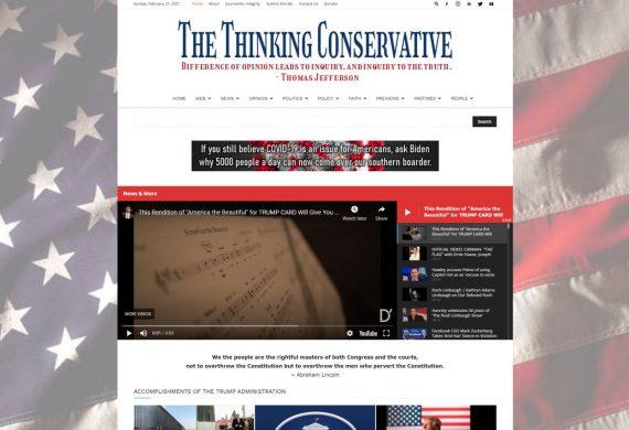 News & Opinion Websites